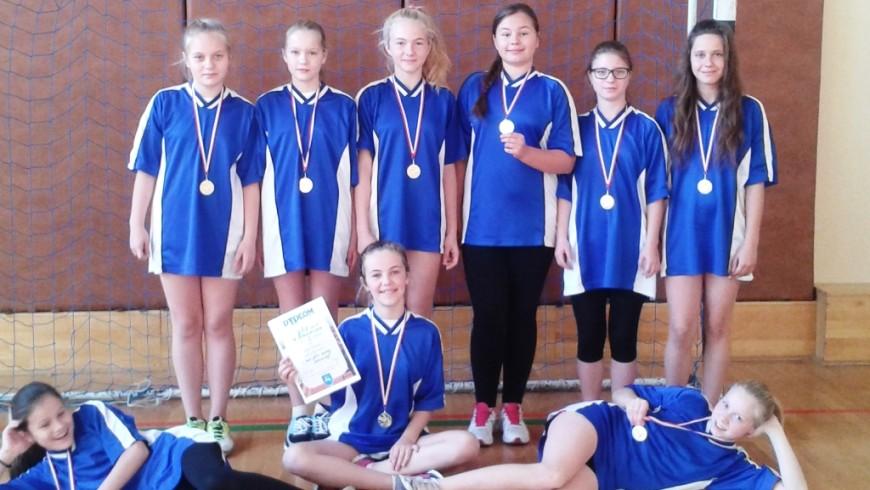 Mistrzostwa Gminy w mini piłce ręcznej dziewcząt