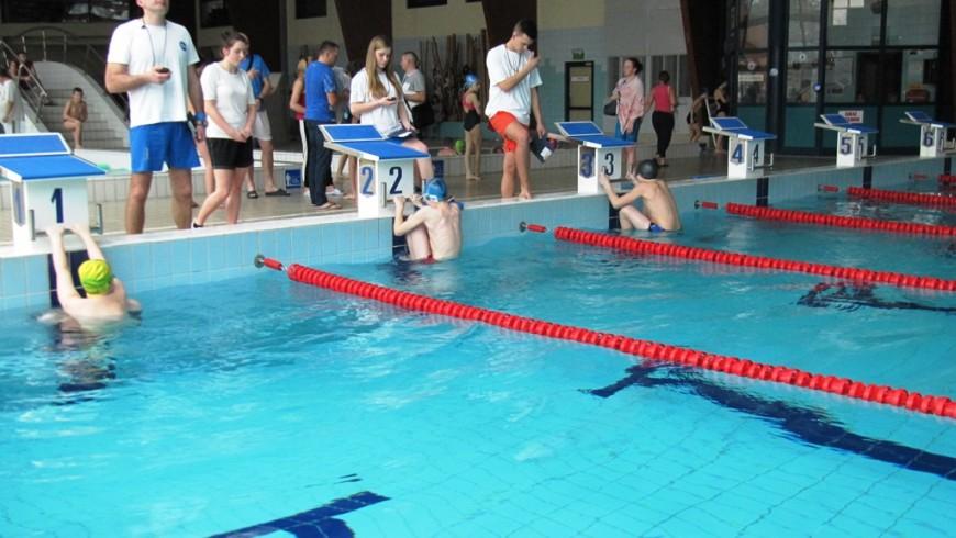 Indywidualne Mistrzostwa Szkół Podstawowych w pływaniu