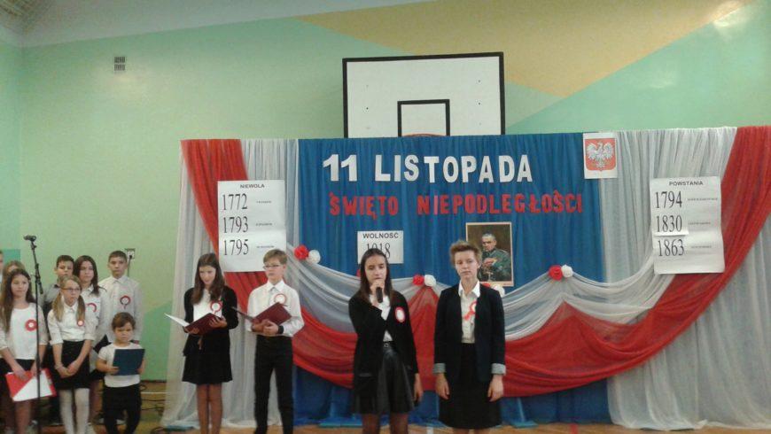 97 rocznica odzyskania niepodległości przez Polskę