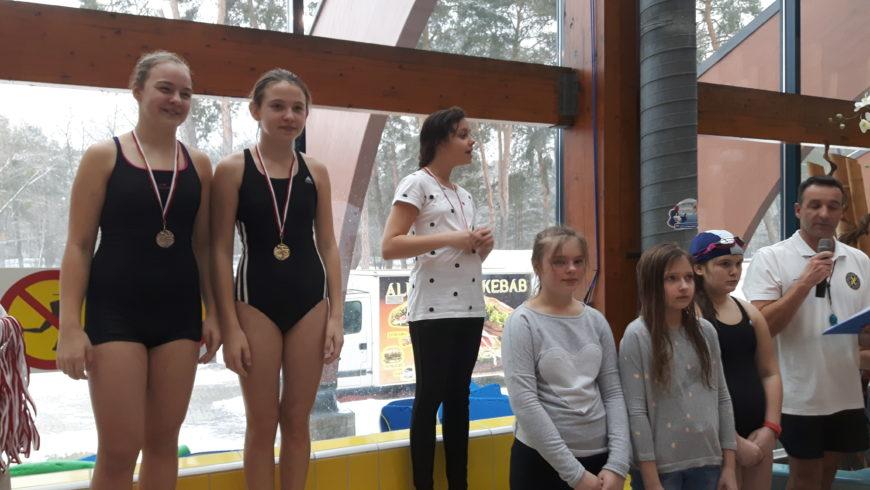 Zawody pływackie dla uczniów szkół podstawowych  Gminy Kozienice