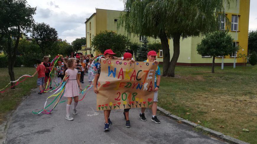 """""""Wakacje z Jedynką 2018"""""""