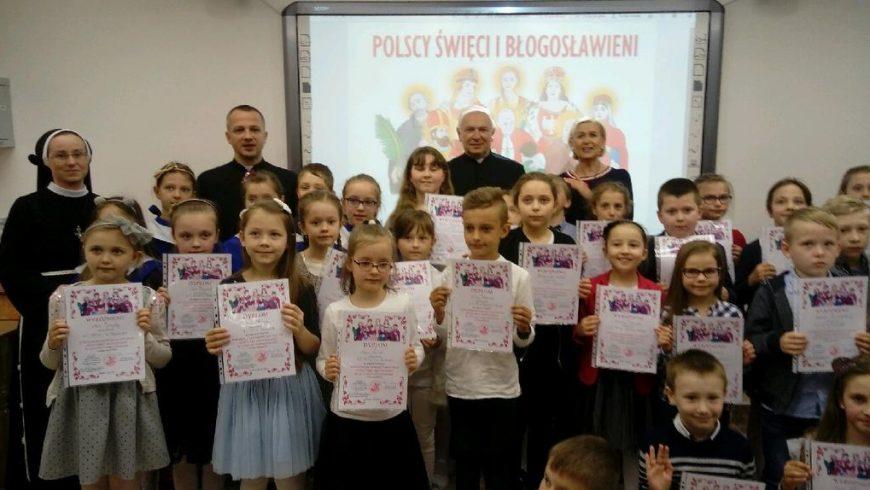 """""""Polscy święci i błogosławieni"""" – diecezjalny konkurs plastyczny"""