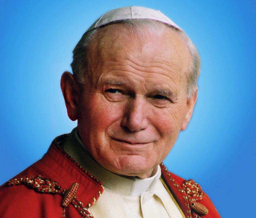 Św. Jan Paweł II  16 rocznica śmierci